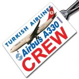 THY Turkish A330 Tag